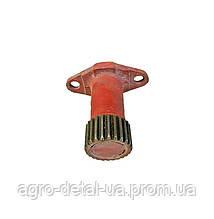Вилка кардана 77.36.015  ведущая гусеничного трактора ДТ-75,ДТ-75Н,ДТ-75М,ДТ-75МВ,ДТ-75НБ