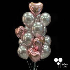 Гелиевые шары для девушек