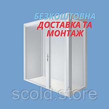 Цветочная витрина SCold PreF-3