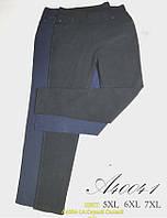 Батальные джинсовые лосины ТМ Ласточка  оптом