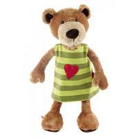 М'яка іграшка sigikid Ведмедик у сукні 40 см (38407SK)