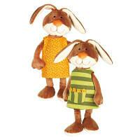 М'яка іграшка sigikid Кролик в сукні 40 см (38327SK)