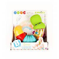 """Развивающая игрушка-конструктор Sensory """"Кроко"""" (005179S)"""