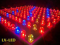Led лампы для растений (таблетка, 45Вт, 112 LED)