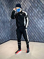 Мужской спортивный костюм Puma Hope Black