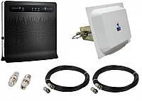 3G/4G комплект Huawei B593 Антенна MIMO MW TECH 1700-2700 МГц (Киевстар, Vodafone, Lifecell)