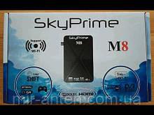 Спутниковій ресивер SkyPrime M8 PLUS HD