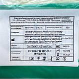 Крафт пакеты Медтест комбинированные (бумажные/полупрозрачные), 100х200 мм, 100 шт, фото 2