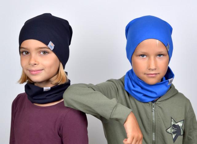 Детская шапка и хомут Kiri Kiri