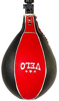 Пневмогруша боксерская VELO (ULI-8004)