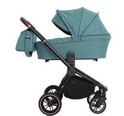 Детская коляска универсальная 3 в 1 Carrello Epica CRL-8511/1 Tea Green (Каррелло)