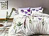 Комплект постільної білизни Tivolyo Home сімейний Gardenia