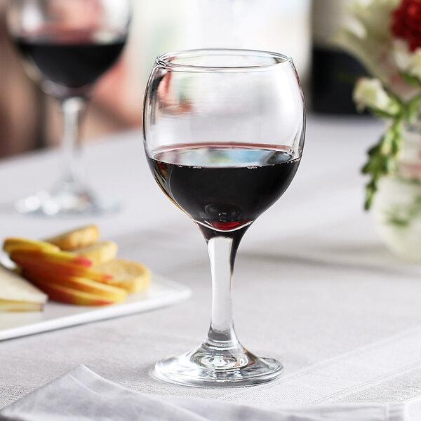 Набор винных бокалов Pasabahce «Бистро» 290 мл 6 шт (44411)