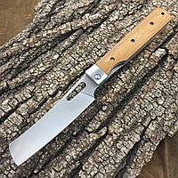 """Нож складной C.Jul Herbertz """"Складной Шеф"""" Wood, фото 1"""