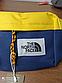 Поясная сумка The North Face. Бананка на пояс. Мессенджер через плечо, фото 3