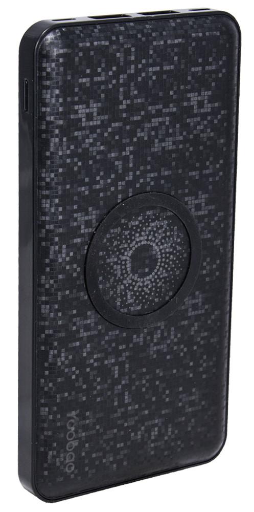 Power Bank Yoobao W5 Lithium Polymer — 5000 mAh Black