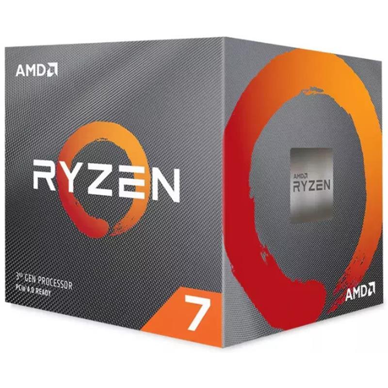 AMD Ryzen 7 3700X (3.6 GHz 32MB 65W AM4) Box (100-100000071BOX)