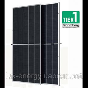 Сонячна батарея Trina Solar TSM-DEG19C.20 535W Bifacial, фото 2