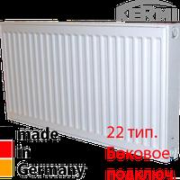Стальной панельный радиатор Kermi FKO Х2 тип 22  500\1000 (1930Вт) Германия