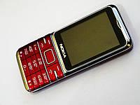 Телефон Nokia L300 Красный - 2Sim+Bluetoth+Camera, фото 1