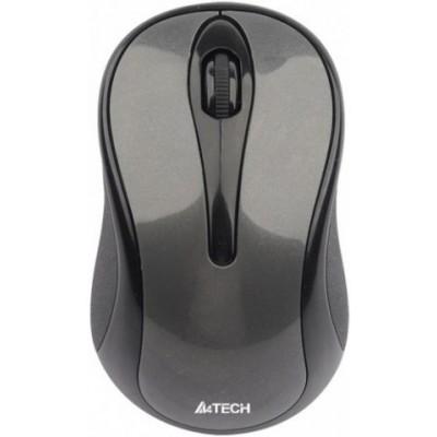Bluetooth Мышь беспроводная A4Tech G3-280A Grey USB