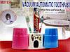 SALE! Автоматический дозатор для зубной пасты с держателем для щеток, фото 3
