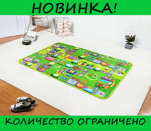 Детский игровой коврик 90*150