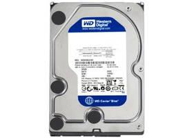 Жесткий диск винчестер HDD SATA 1.0TB WD Blue 7200rpm 64MB (WD10EZEX)