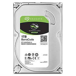 Жесткий диск винчестер HDD SATA 1.0TB Seagate BarraCuda 7200rpm 64MB (ST1000DM010)
