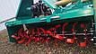 Почвофреза навесная 1.4 м для минитрактора Украина Standart, фото 2