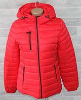 """Куртка жіноча демісезонна FDPP стегана, розміри S-2XL (2цв) """"LOLA"""" недорого від прямого постачальника"""