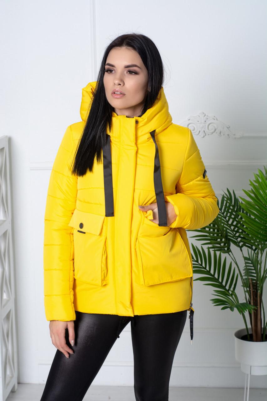 Жіноча модна тепла куртка (3 кольори)