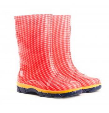 Гумові чоботи дитячі Кольорові Для дівчинки | Розмір 28 |