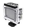 "Sale! Экшн-камера Lesko F60R Black LCD 2"" Waterproof кейс 4K Ultra HD Wi Fi 900 mAh пульт, фото 3"