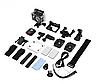 "Sale! Экшн-камера Lesko F60R Black LCD 2"" Waterproof кейс 4K Ultra HD Wi Fi 900 mAh пульт, фото 4"