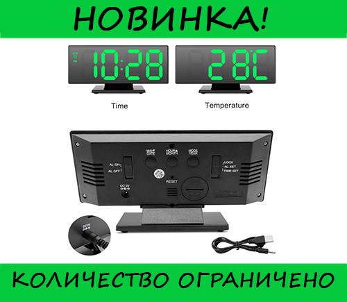 Часы 3618L зеленые
