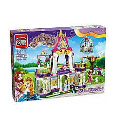 Конструктор 2611 Замок Принцеси, 628 деталей