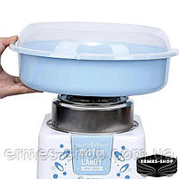 Аппарат для приготовления сладкой ваты Lexical LCC-3601 | 500W, фото 3
