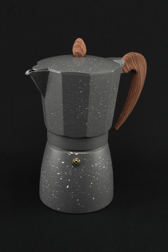Гейзерная кофеварка 450 мл A-Plus AP-2086