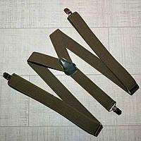 Подтяжка взрослая батальная 35ка Y, оливковая