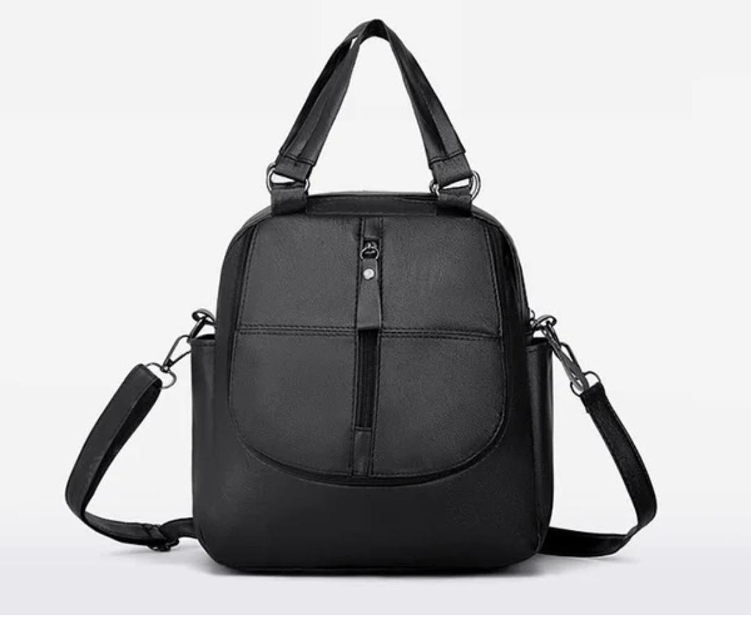 Женская сумка-рюкзак трансформер