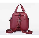 Женская сумка-рюкзак трансформер, фото 8