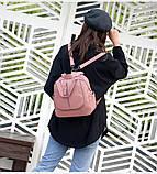 Женская сумка-рюкзак трансформер, фото 9