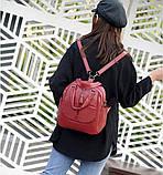 Женская сумка-рюкзак трансформер, фото 10