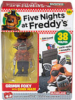 Конструктор 5 ночей с Фредди McFarlane Toys Five Nights at Freddy's Гримм Фокси