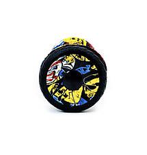 Гироборд гироскутер гіроборд гіроскутер Smart Balance колеса 10.5 дюймов Желтый Хип-Хоп, фото 3