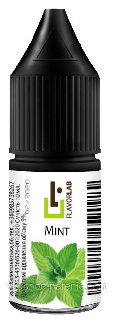 Ароматизатор FlavorLab М'ята 10 мл