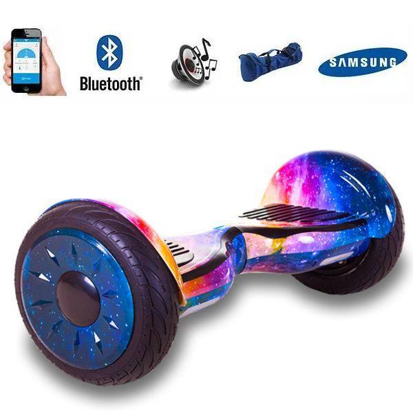 Гіроборд Smart Balance Wheel 10.5 сігвей Космос класика