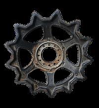 Колесо ведущее 112.39.132-2 звездочка гусеничного трактора ДТ75