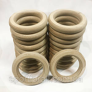 Кольца гимнастические детские в упаковке 20шт Д-140мм